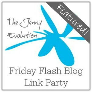 Friday Flash Blog No. 95 {Plus Features}