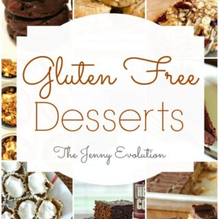 Gluten Free Desserts and Baking Goodies | The Jenny Evolution