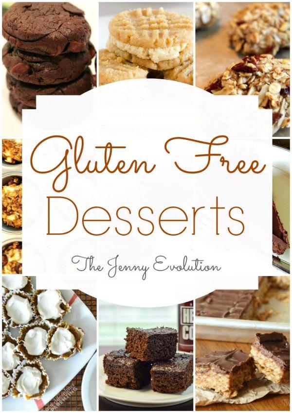Gluten Free Desserts and Baking Goodies | Mommy Evolution