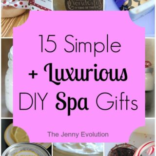 15 Simple But Indulgent DIY Spa Gifts