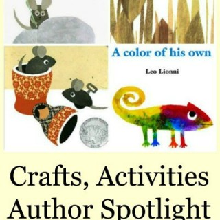 Leo Lionni Books: Author Spotlight, Crafts and Activities
