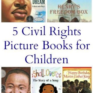 5 Civil Rights Books for Elementary Students