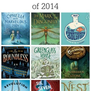 Best New Books for Middle School of 2014