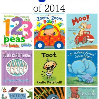 Best New Books for Babies of 2014