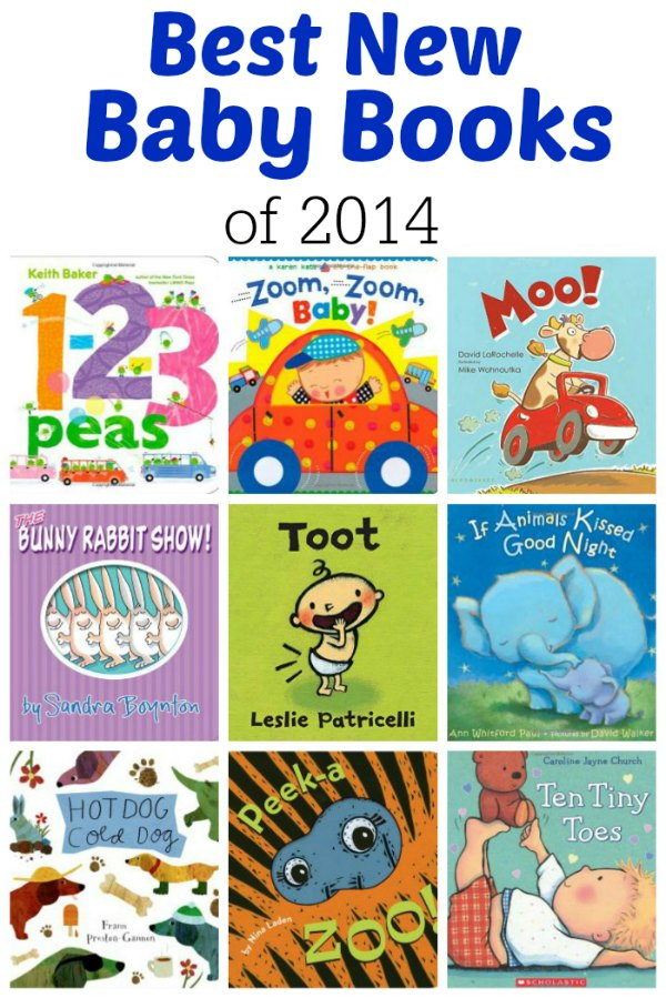 Best New Baby Books of 2014 | Mommy Evolution