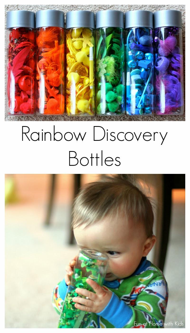 Diy Simple Sensory Bottles