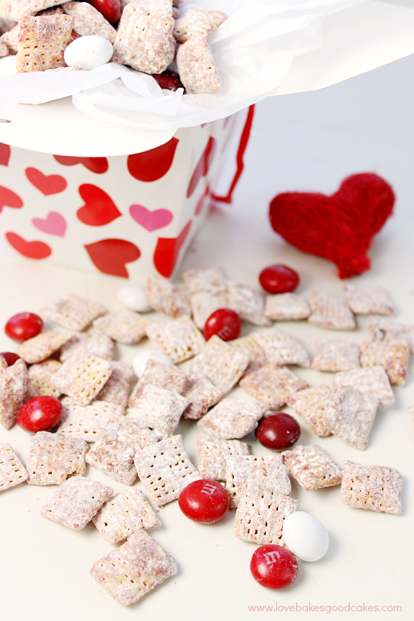 Red Muddy Valentine Buddies Recipe from Kathe With an E