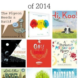 Best New Books for Toddlers of 2014