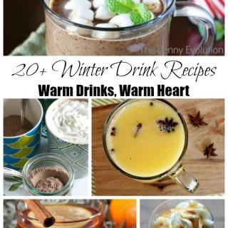 20+ Warm Winter Drink Recipes {Non-Alcoholic)   The Jenny Evolution