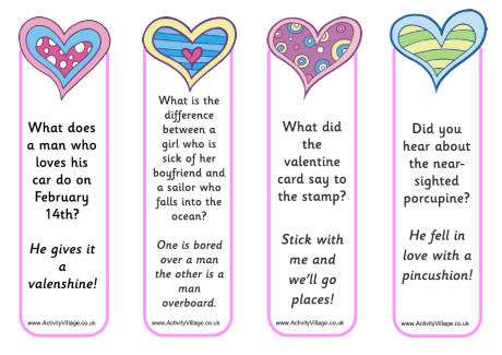 graphic about Printable Valentine Card for Teacher identify 15 Totally free Valentines Working day Bookmark Printables