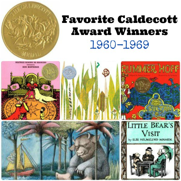 Favorite Caldecott Award Winners