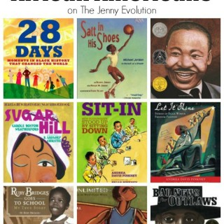 Non-Fiction Children Books About African Americans