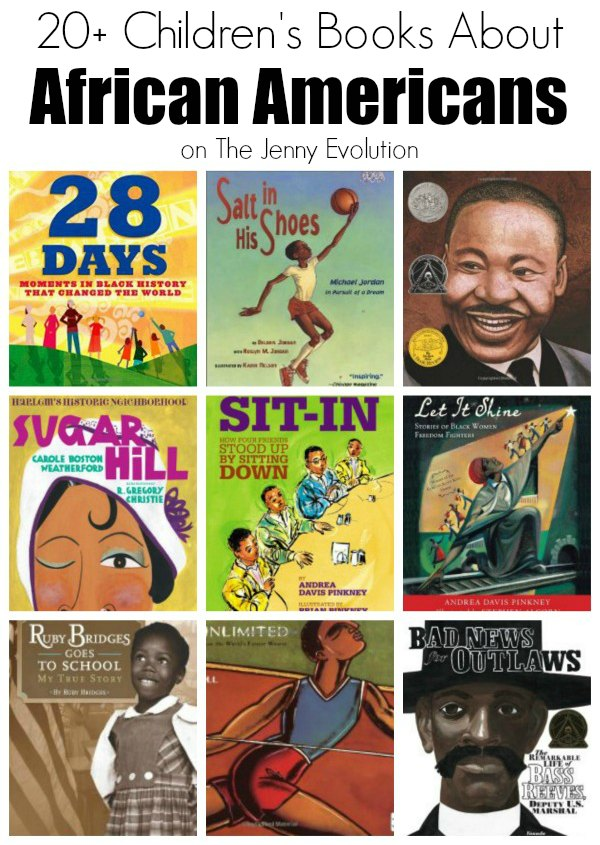 Non-Fiction Children Books About African Americans | Mommy Evolution