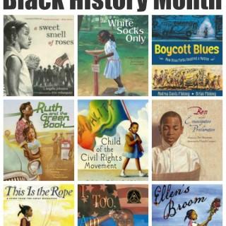 Children Books for Black History Month