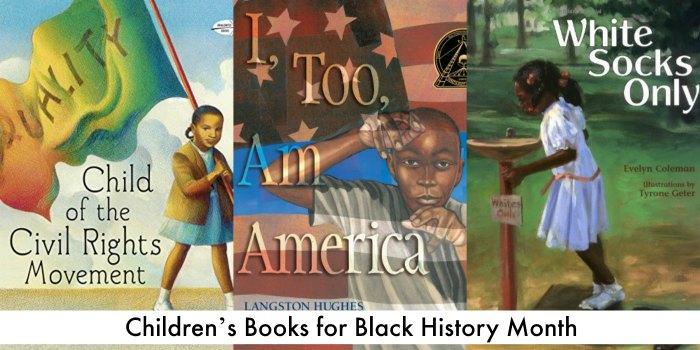 General Children's Books for Black History Month