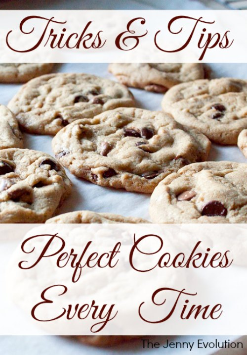 Tips For Baking the Perfect Cookies Every Time | The Jenny Evolution