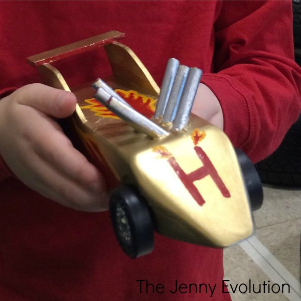 Cub Scouts Pinewood Derby Competition | The Jenny Evolution