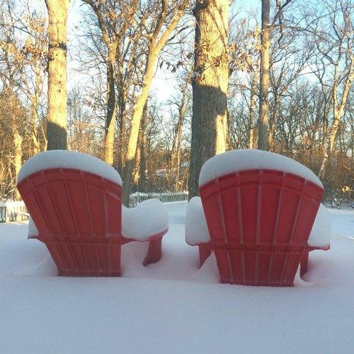 Good morning, Snow Day!