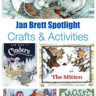 Jan Brett Books: Author Spotlight, Crafts and Activities