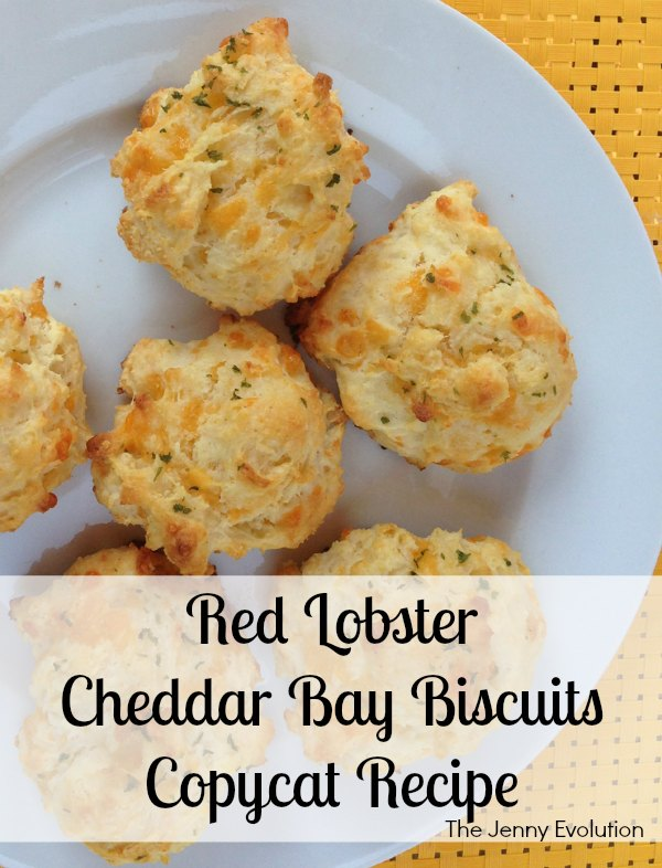 Red Lobster Cheddar Bay Biscuits Copycat Recipe | Mommy Evolution