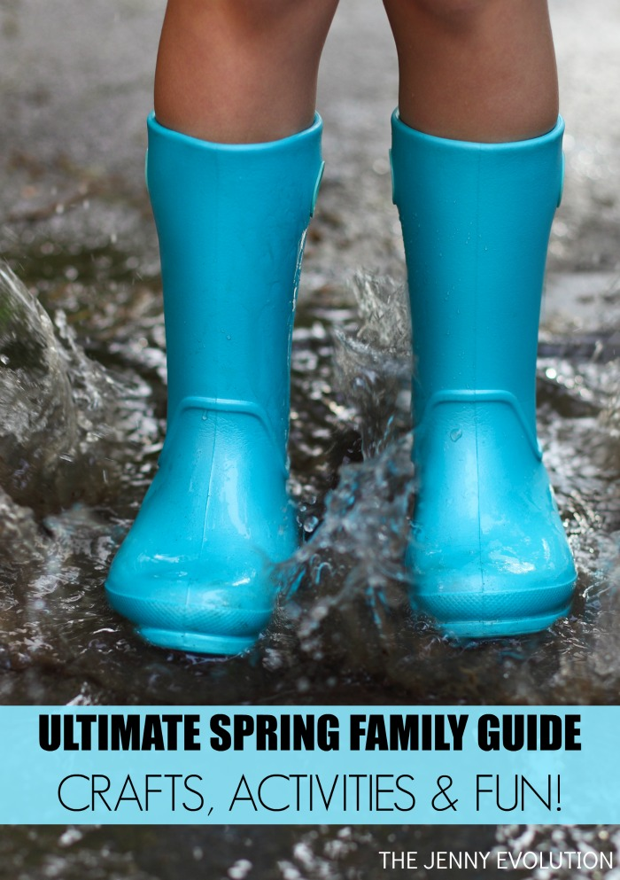 Ultimate Spring Family Fun Guide