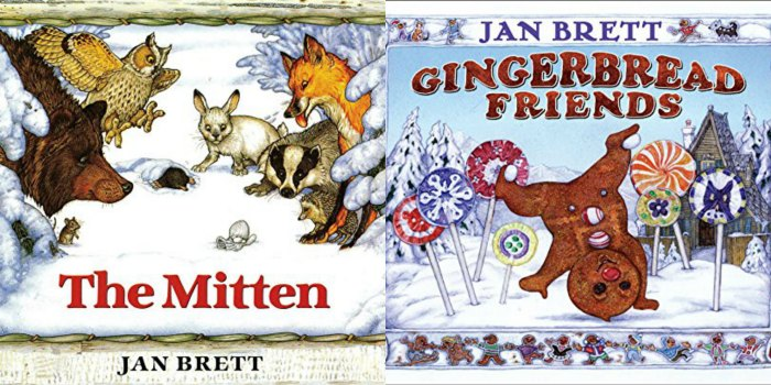 jan brett books