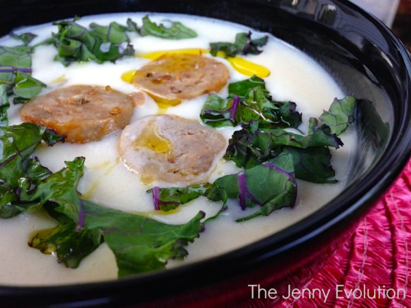 Olive Garden Zuppa Toscana Soup Copycat Recipe | The Jenny Evolution