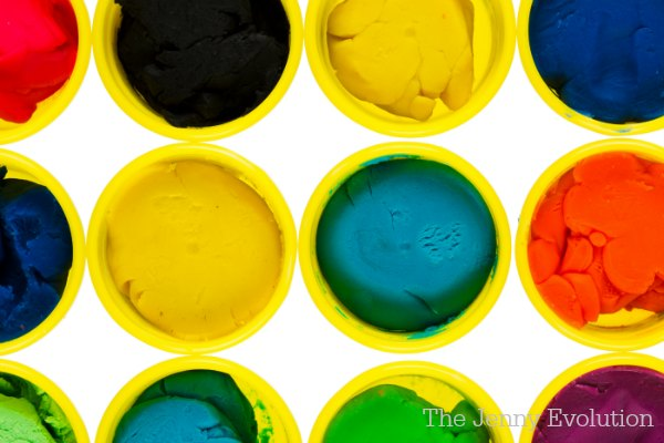 Benefits of Playdough and Clay for Child Development