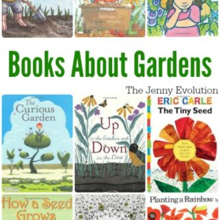 Welcome Spring! 10 Picture Books About Gardens
