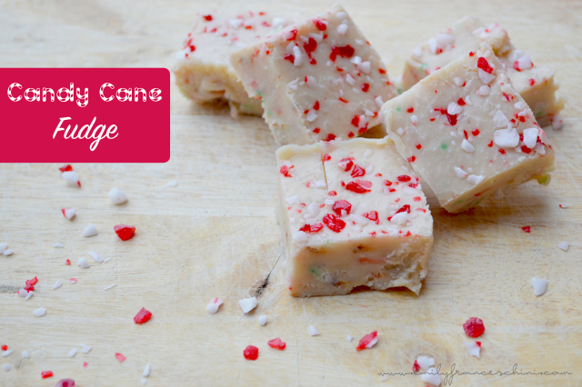 Candy Cane Fudge Recipe | The Jenny Evolution