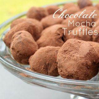 Chocolate Mocha Truffles1
