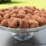 Chocolate Mocha Truffles Recipe | The Jenny Evolution