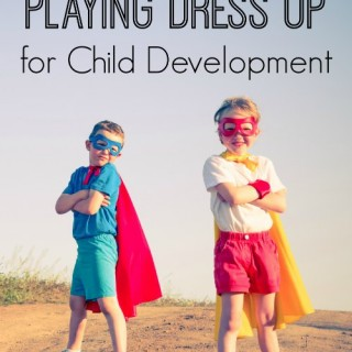 4 Serious Benefits of Playing Dress Up for Child Development