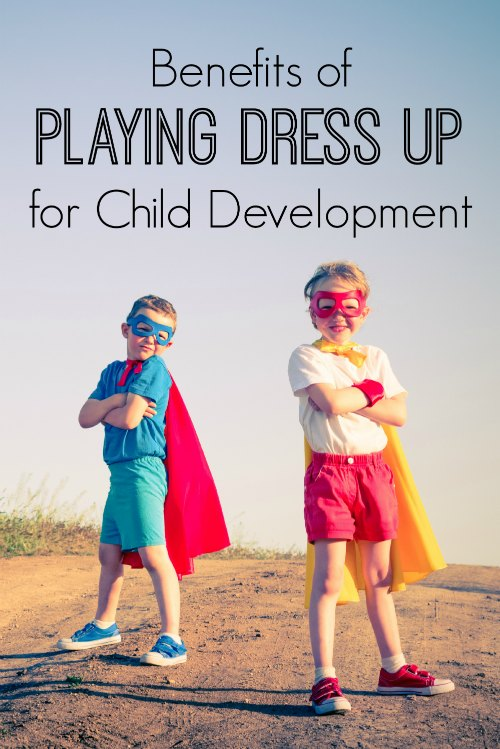 4 Benefits of Playing Dress Up for Child Development | Mommy Evolution