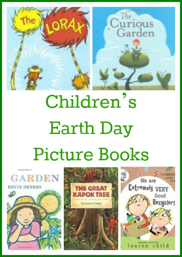 Children's Earth Day Picture Books. Every day should be Earth Day! | Mommy Evolution