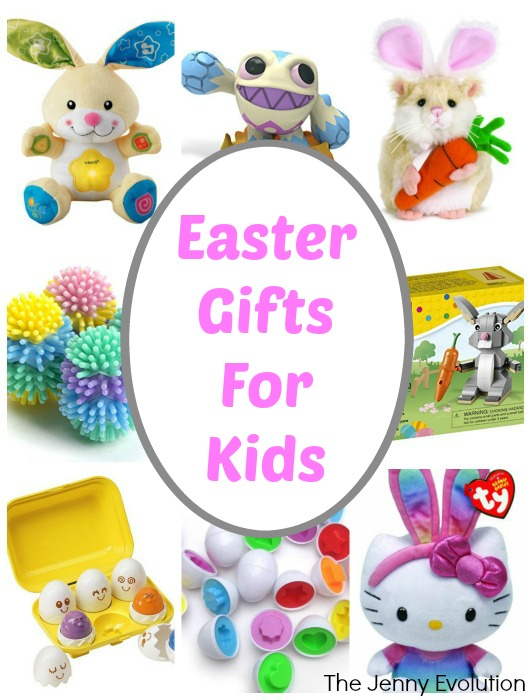 Adorable easter gifts for kids the jenny evolution easter gift for kids of all ages the jenny evolution negle Images