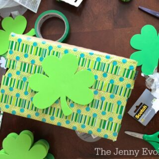 Make Your Own Leprechaun Trap! A St. Patrick's Day Craft