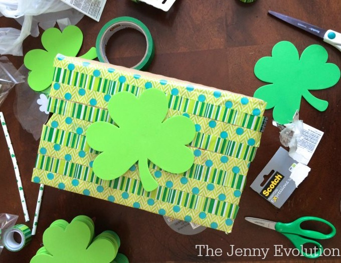 Make Your Own Leprechaun Trap - A St. Patrick's Day Craft with the Kids   The Jenny Evolution