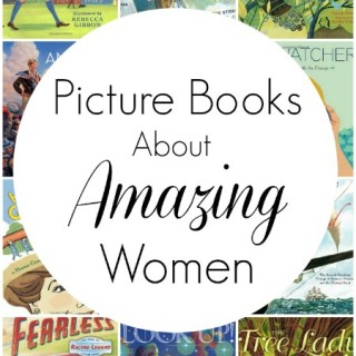 20 Non Fiction Picture Books About Amazing Women | The Jenny Evolution