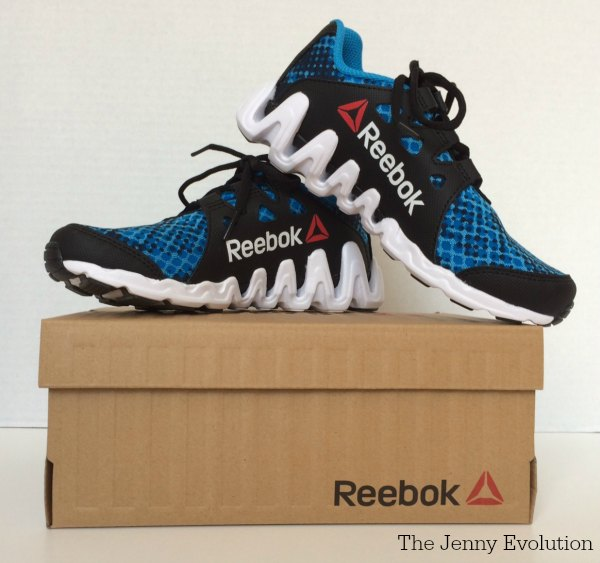 My Son Fell In Love... with Reebok ZigTech Big N Fast Sneakers | Mommy Evolution