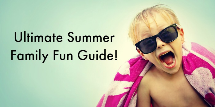 Ultimate Summer Family Fun Guide FB