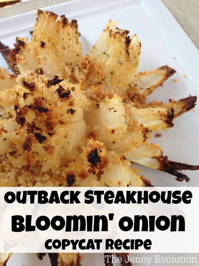 Copycat Outback Steakhouse Blooming Onion Recipe | Mommy Evolution