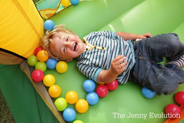 The Benefits Of Jumpy Castles | Mommy Evolution