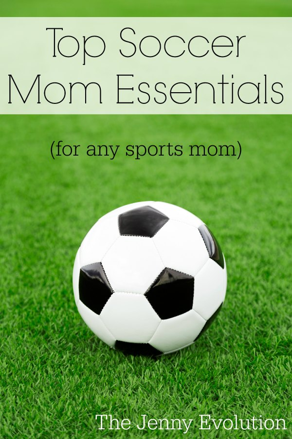 Top Soccer Mom Essentials for Any Sports Mom | Mommy Evolution