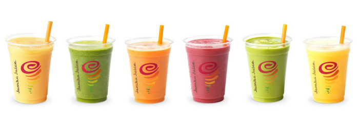 Jamba Juice Ready to Drink Juices