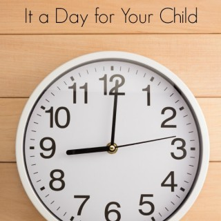Parenting Secret: Know When It's Time to Call It a Day for Your Child