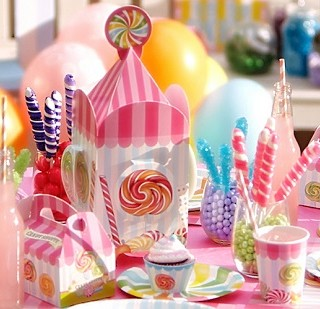 Create the Sweetest Candy Themed Birthday Ever