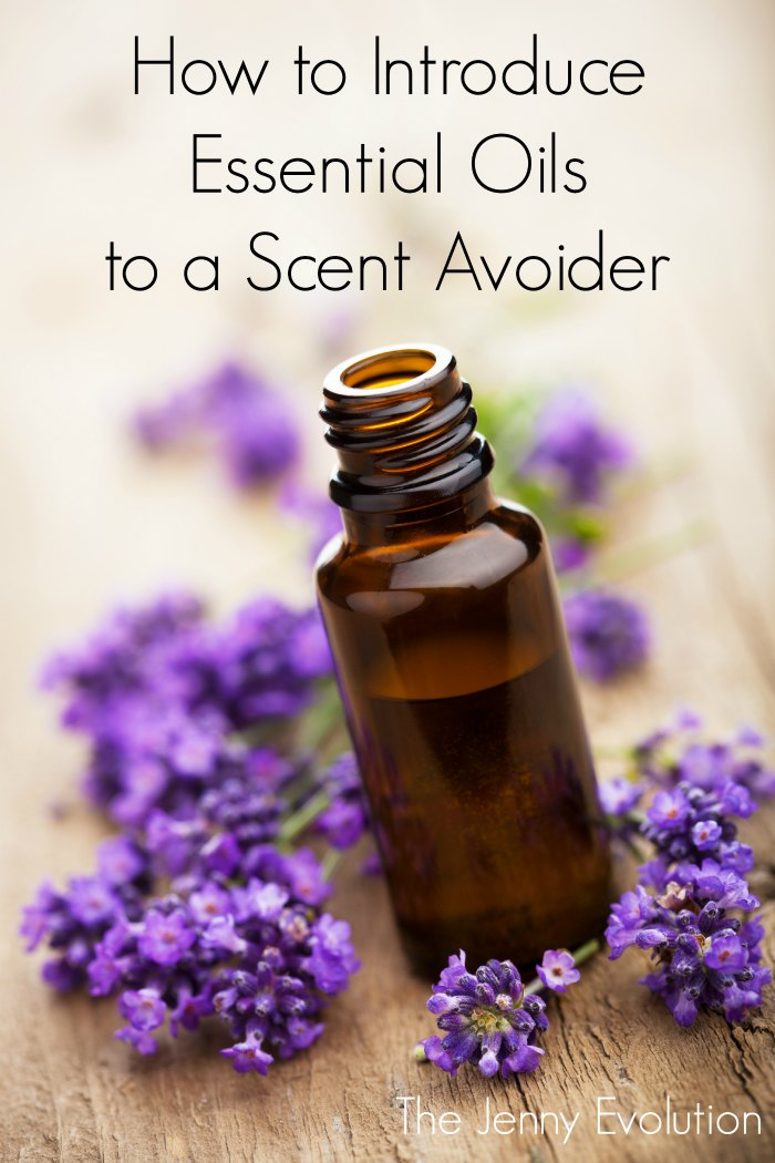 How to Start Essential Oils With a Scent Avoider | The Jenny Evolution