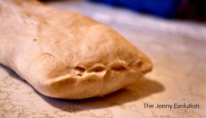 Homemade Chicken Cheddar Broccoli Hot Pocket Recipe | The Jenny Evolution