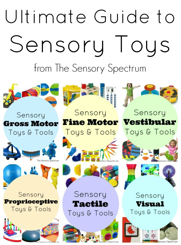 Ultimate Guide to Sensory Toys and Products for Kids | Mommy Evolution